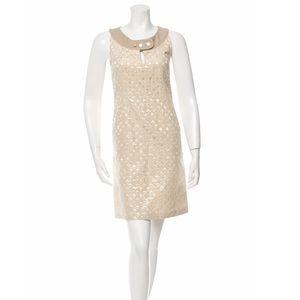 NWOT TORY BURCH Sleeveless Pattered Knit Dress